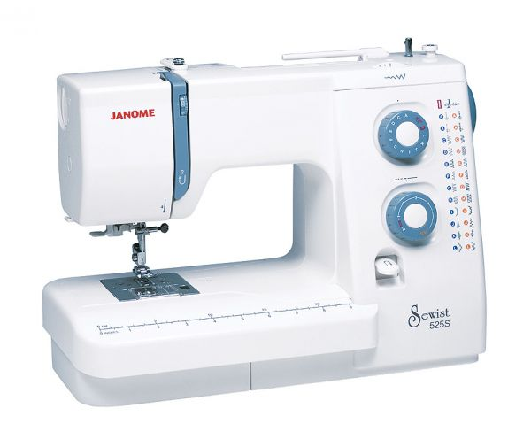 Janome 525 S Ausstellungsmodell