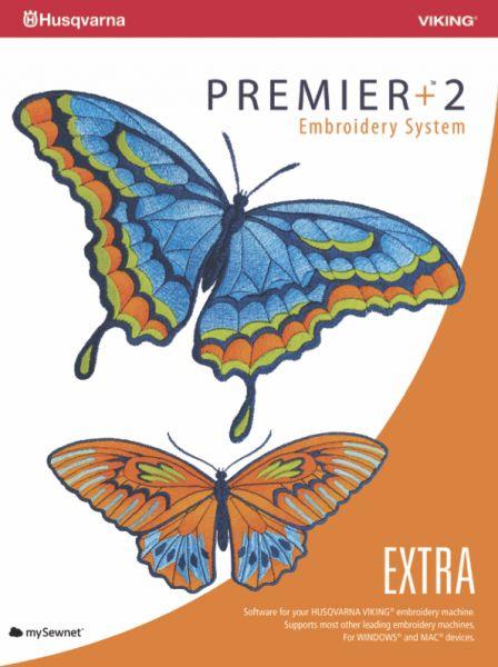 Husqvarna Viking Premier +2 Extra Software