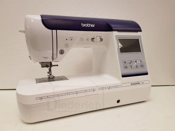 Brother Innov-Is F480 Näh- und Stickmaschine Ausstellungsmaschine