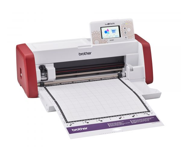 Brother ScanNCut DX900 Hobbyplotter