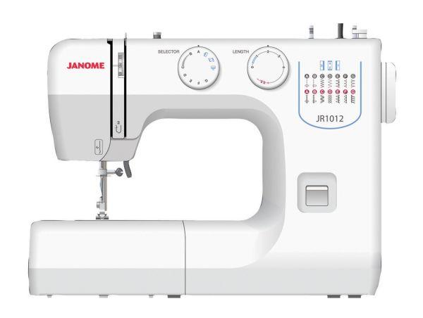 Janome JR 1012 Ausstellungsmaschine