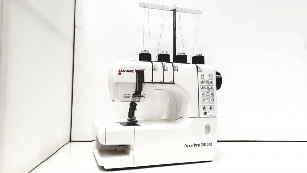 Janome 1000 CPX gebraucht