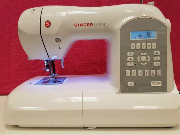 Singer Curvy 8770 - Gebraucht