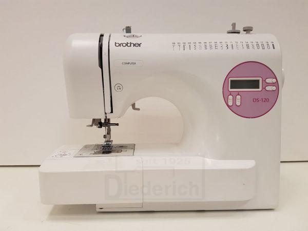 Brother DS-120 Ausstellungsmaschine