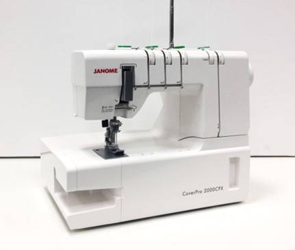 Janome 2000CPX gebraucht 1