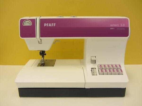 Pfaff Select 3.0 mit IDT™-SYSTEM - Gebraucht