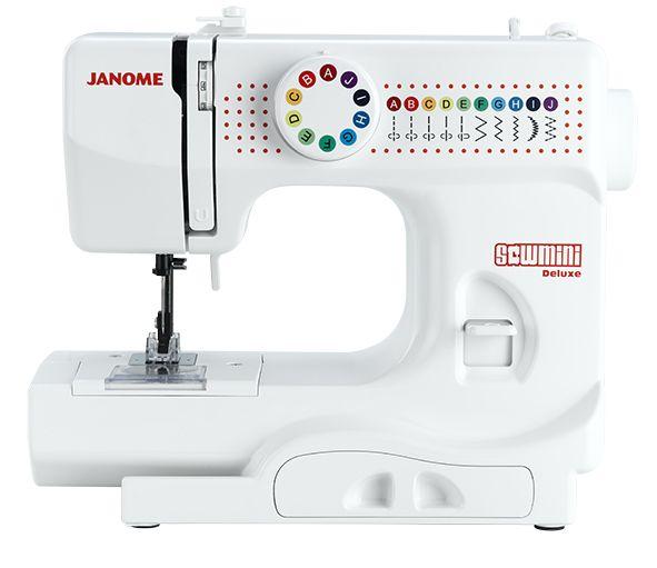 Janome Sew Mini Deluxe 2 - für Kinder und Jugendliche