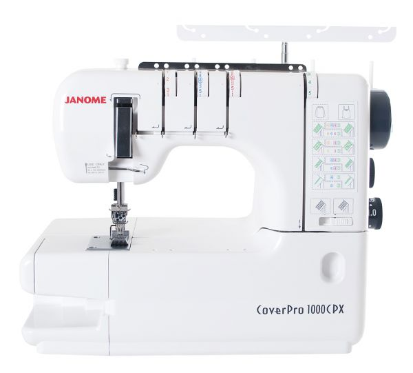 Janome Cover Pro 1000 CPX Ausstellungsmodell Auslaufmodell
