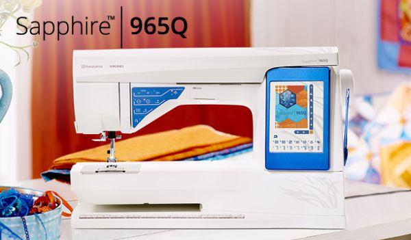 Husqvarna Viking Sapphire 965Q