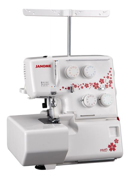 Janome 990D Ausstellungsmachine Auslaufmodell