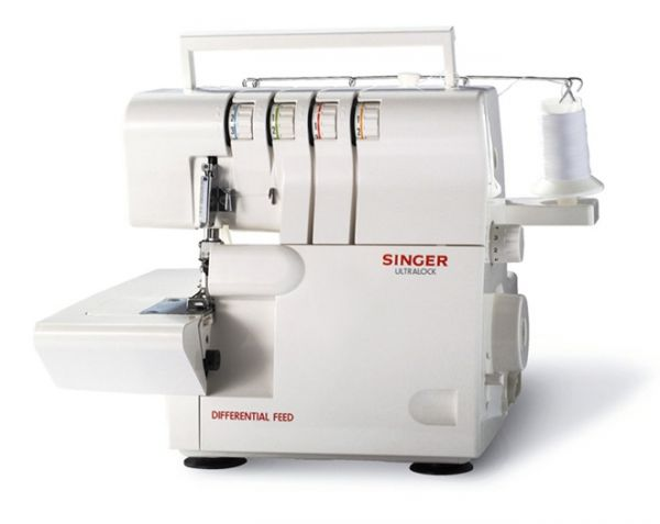 Singer Ultralock 654 mit Differentialtransport - B-Ware (wie neu)