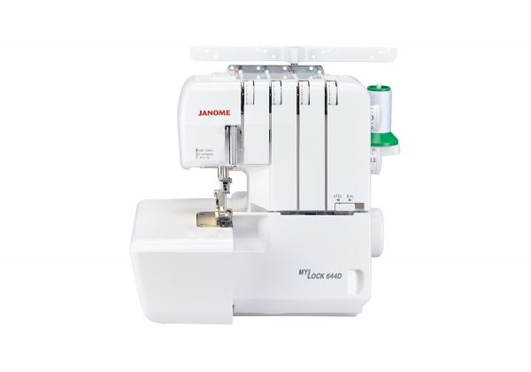 Janome 644 D weiß