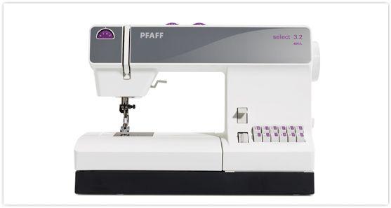 Pfaff Select 3.2 mit IDT™-SYSTEM