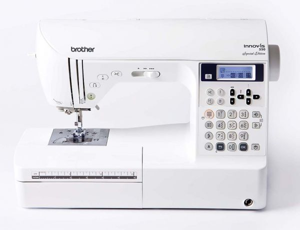 Brother Innov-is 550 Special Edition mit Quilting-Kit