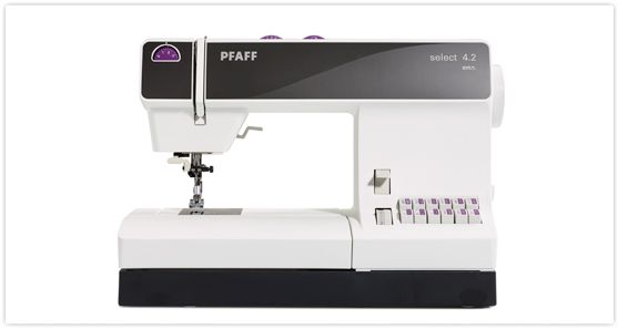 Pfaff Select 4.2 mit IDT™-SYSTEM