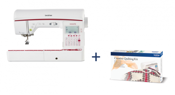 Brother Innov-is 1040 Special Edition ikl.Quilting Kit