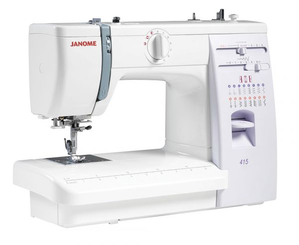 Janome 415 Jeans-Maschine Ausstellungsmodell