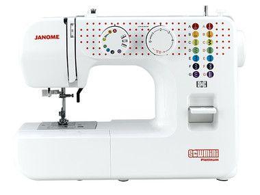Janome Sew Mini Platinum Ausstellungsmaschine