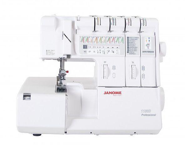 Janome 1100 D - Gebraucht