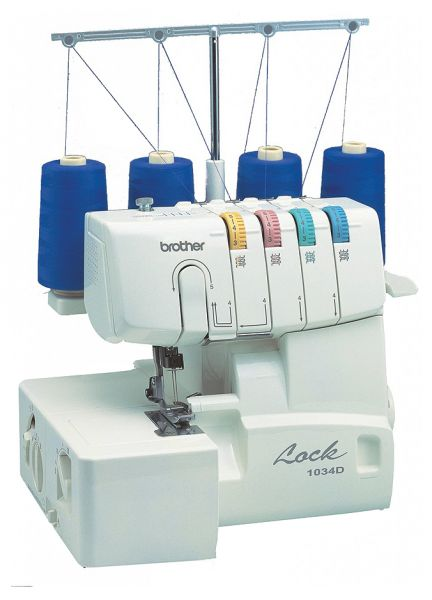 Brother M-1034D Overlock Limited Edition Ausstellungsmodell
