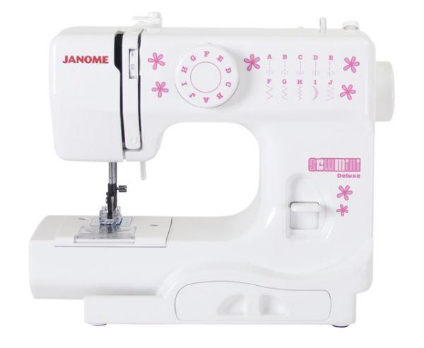 Janome Sew Mini De Luxe - für Kinder und Jugendliche