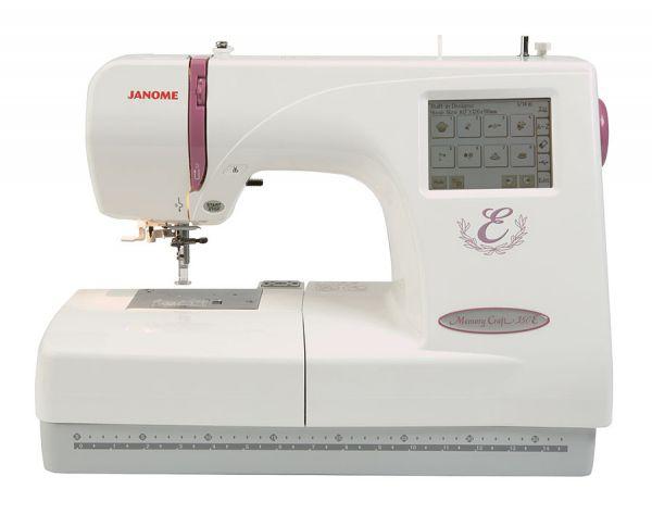 Janome Memory Craft 350 E