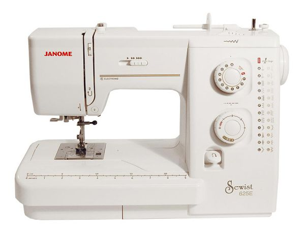 Janome 625 E Ausstellungsmodell