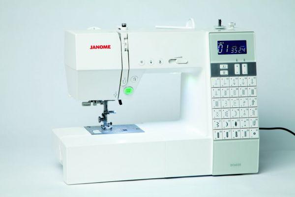 Janome Decor Computer 6030 Ausstellungsmaschine