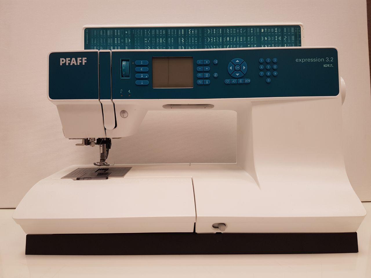 Pfaff Expression 32  Gebraucht  Alle Modelle  Pfaff