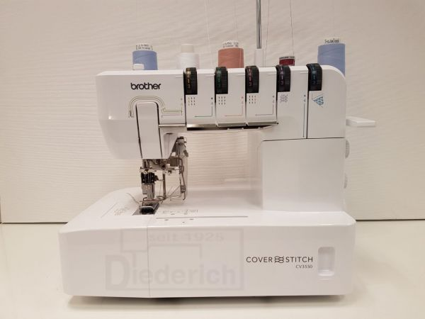 Brother Coverstich CV3550 Ausstellungsmaschine