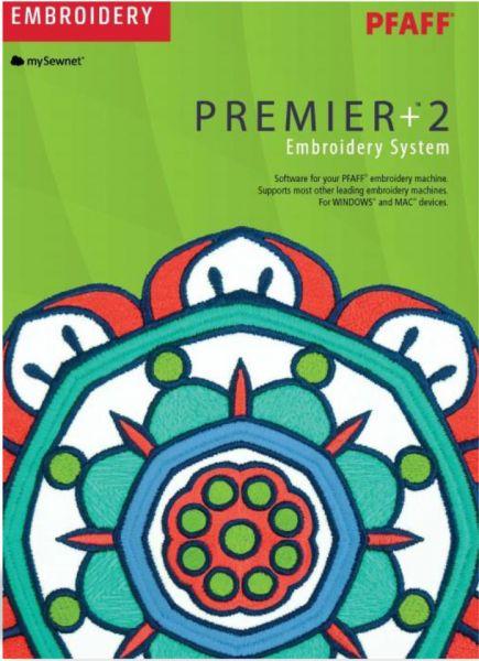 PFAFF Premier+ 2 Embroidery