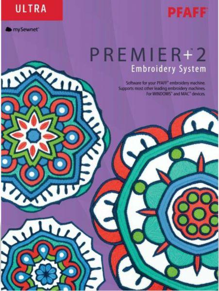 PFAFF Premier+ 2 Ultra Full System