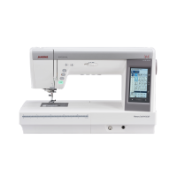Janome Horizon MC 9450 QCP Austellungsmaschine
