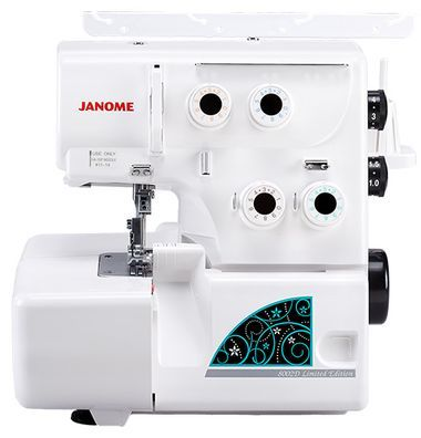 Janome 8002 D Limited Edition m. Differentialtransport