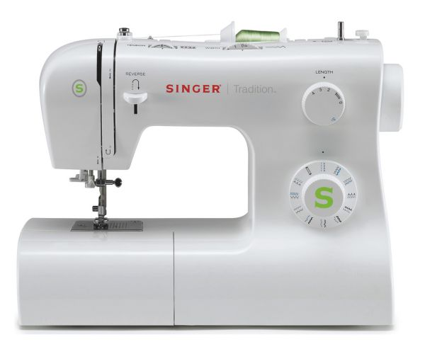 Singer Tradition 2273 mit Stretchstichen