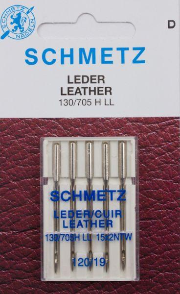Schmetz Leder-Nadeln 5er Pack