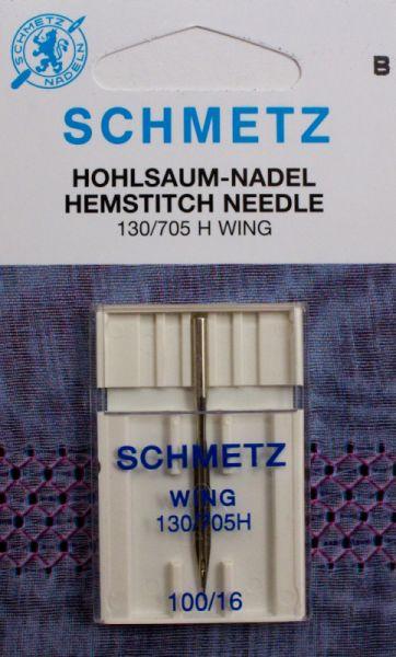 Schmetz Hohlsaumnadel 1er Pack
