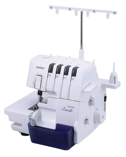 Brother 3034D Overlock mit Differentialtransport