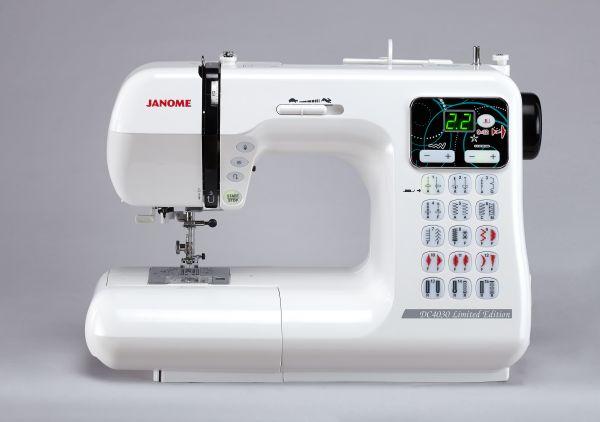 Janome Decor Computer 4030 LE inkl. Bonus-Kit Ausstellungsmaschine