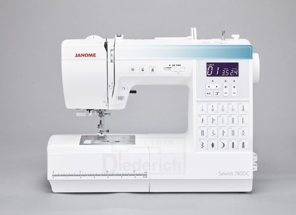 Janome Sewist 780 DC Einführungspreis