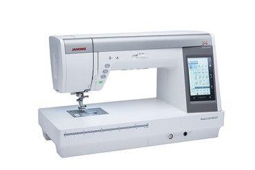 Janome Horizon MC 9400 QCP Ausstellungsmaschine