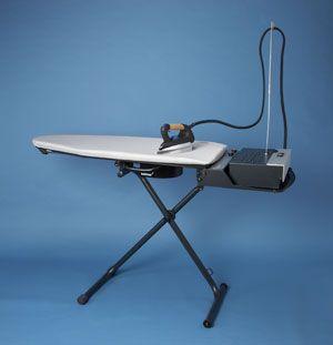 Knittax Techno AT 1000 4-fach-aktiver Dampfbügeltisch