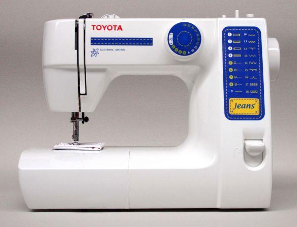 Toyota JFS 18 Jeans
