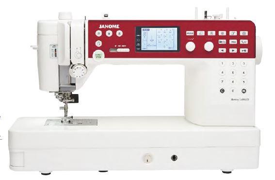 Janome MC6650
