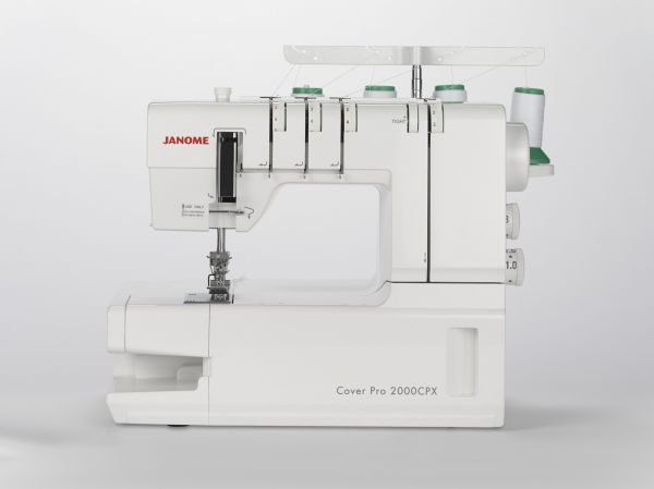Janome Cover Pro 2000 CPX Ausstellungsmaschine