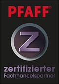 Pfaff zertifizierter Fachhandelspartner